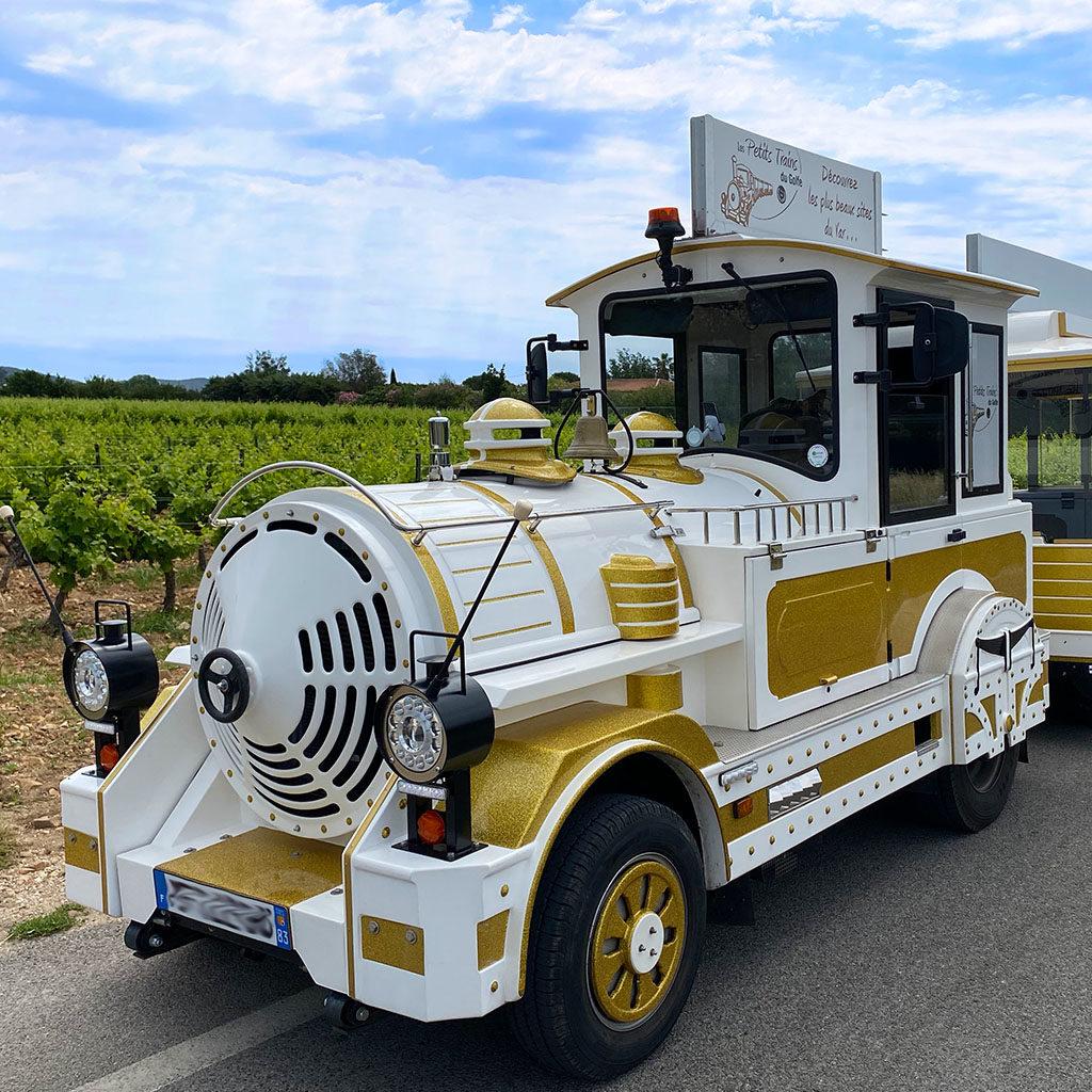 Photo Petit Train de La Londe-les-Maures