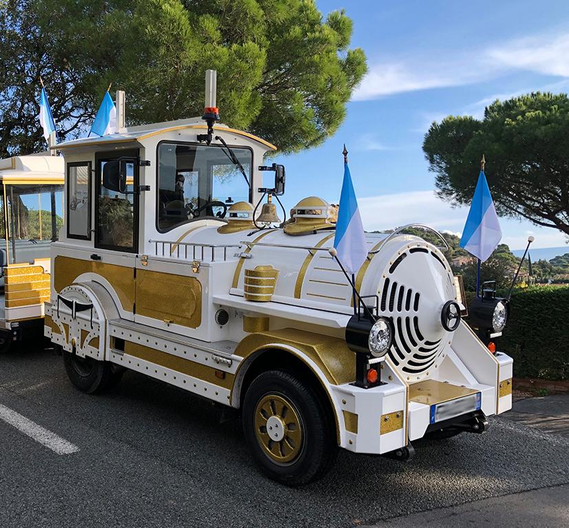 Photo Petit Train de Sainte-Maxime