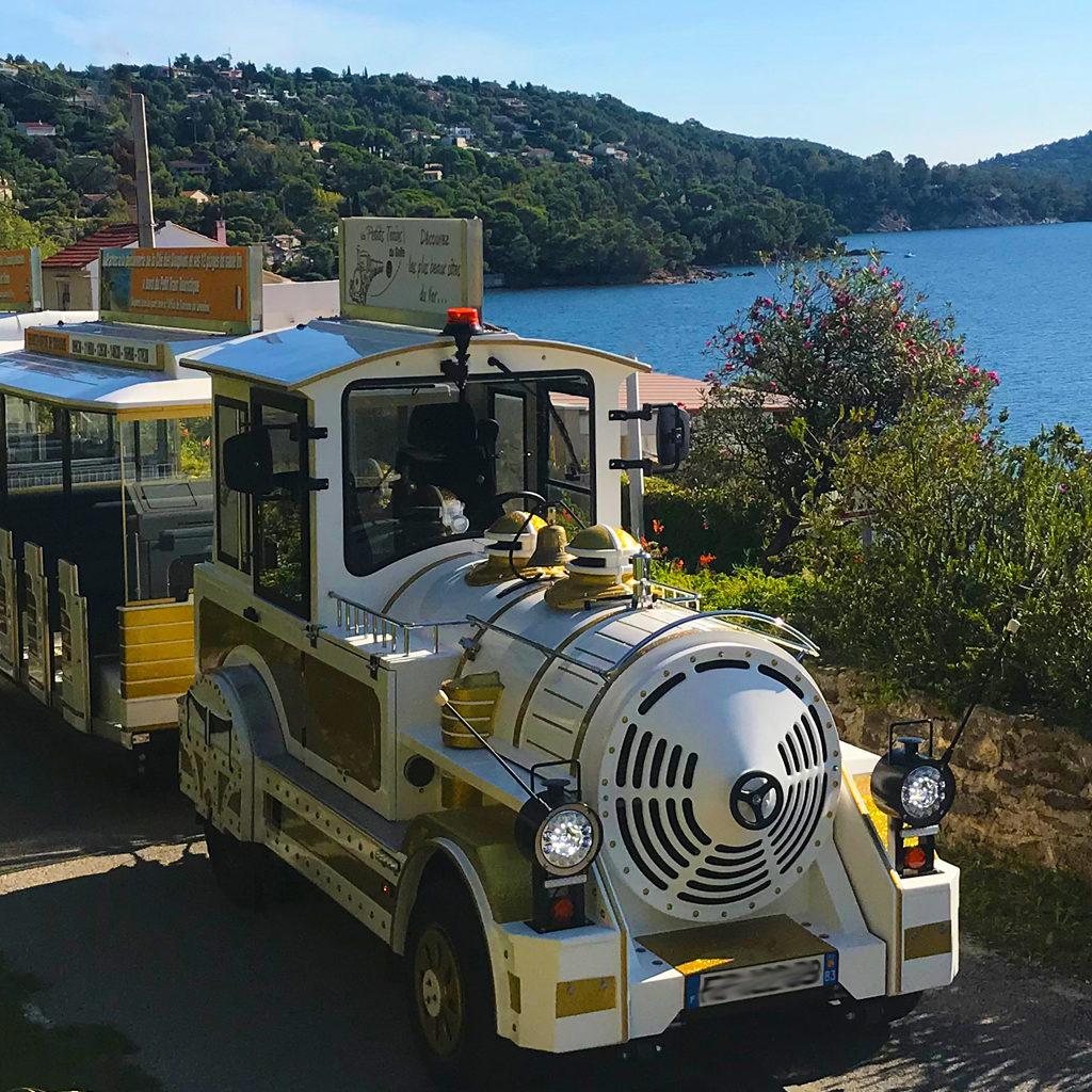 Photo Petit Train du Lavandou