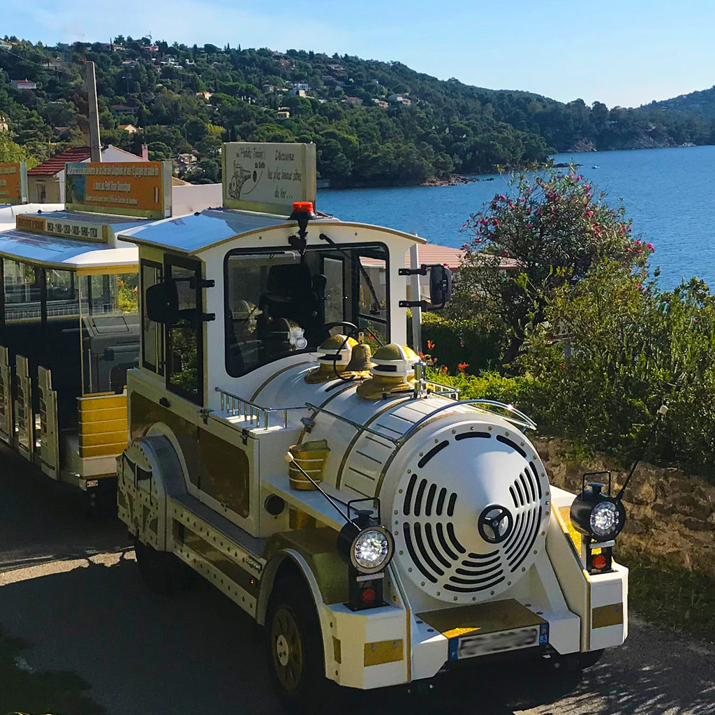 Photo Petit Train du Lavandou